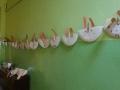 Zajączki -zajęcia plastyczne