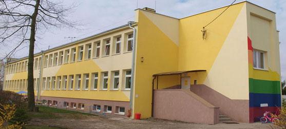 Budynek przedszkola w Więcborku